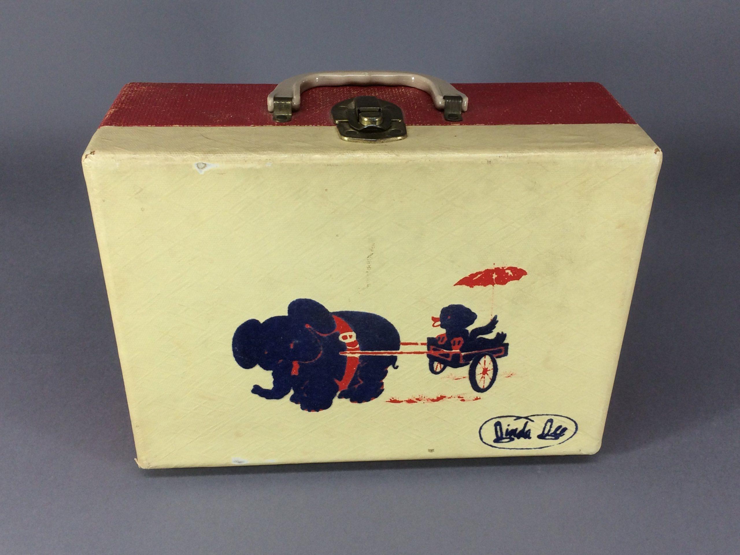 Linda Lee doll trunk