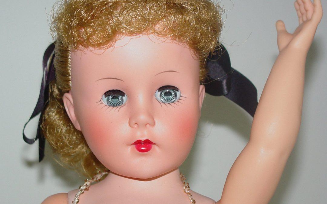 Doreena Ballerina Doll by Valentine (1957)