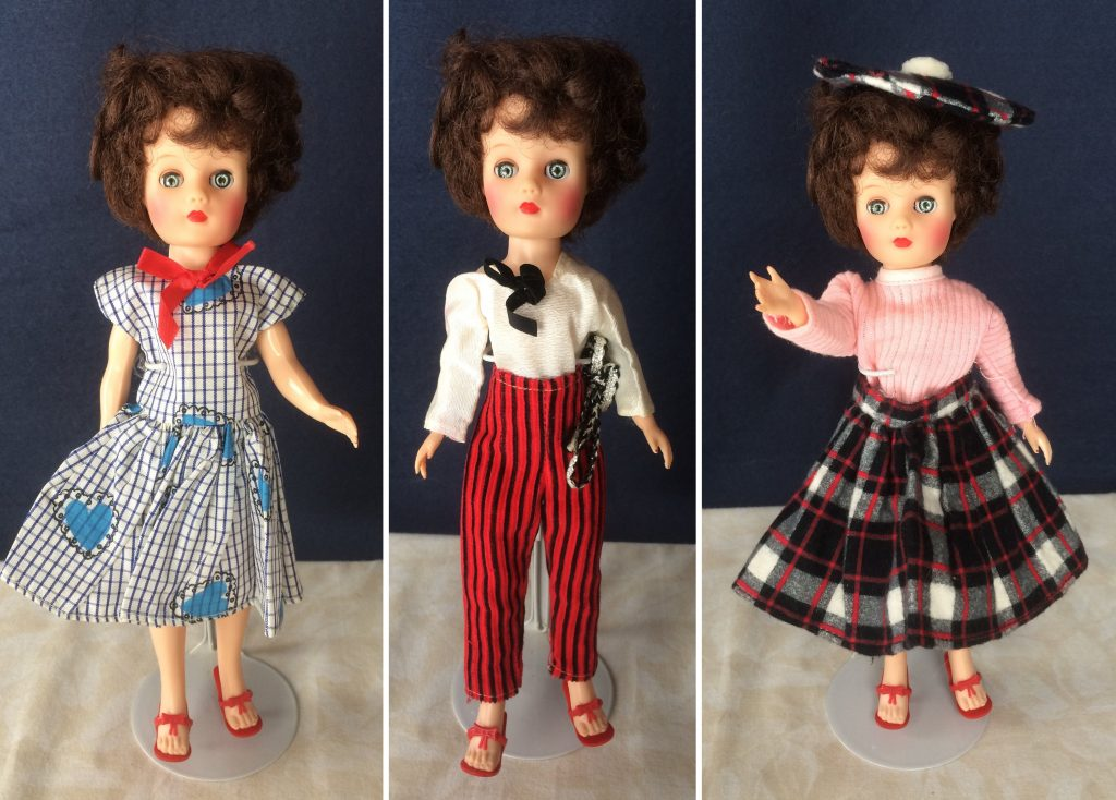 Kellogg's Grown Up Doll outfits