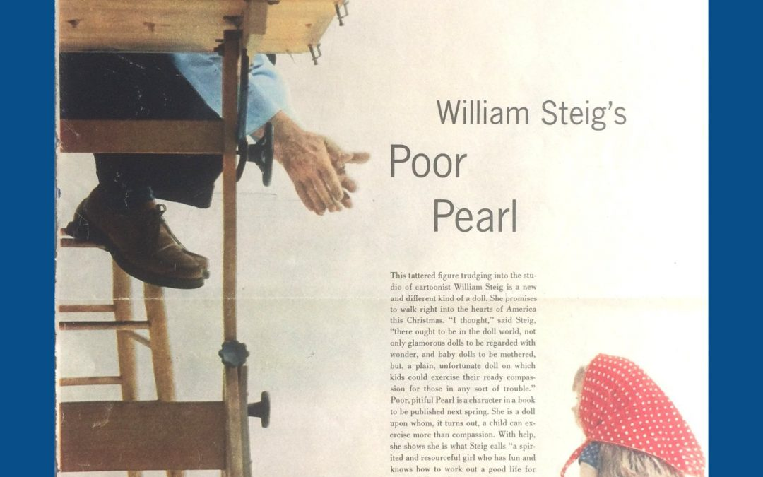 Poor Pitiful Pearl & Her Creator, William Steig