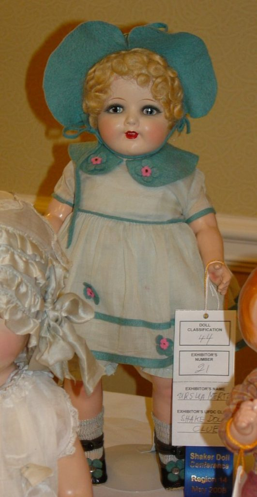 Averill Manufacturing doll
