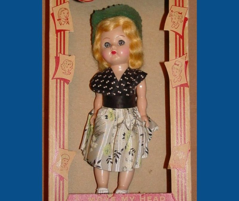 Carol Sue doll by Admiration