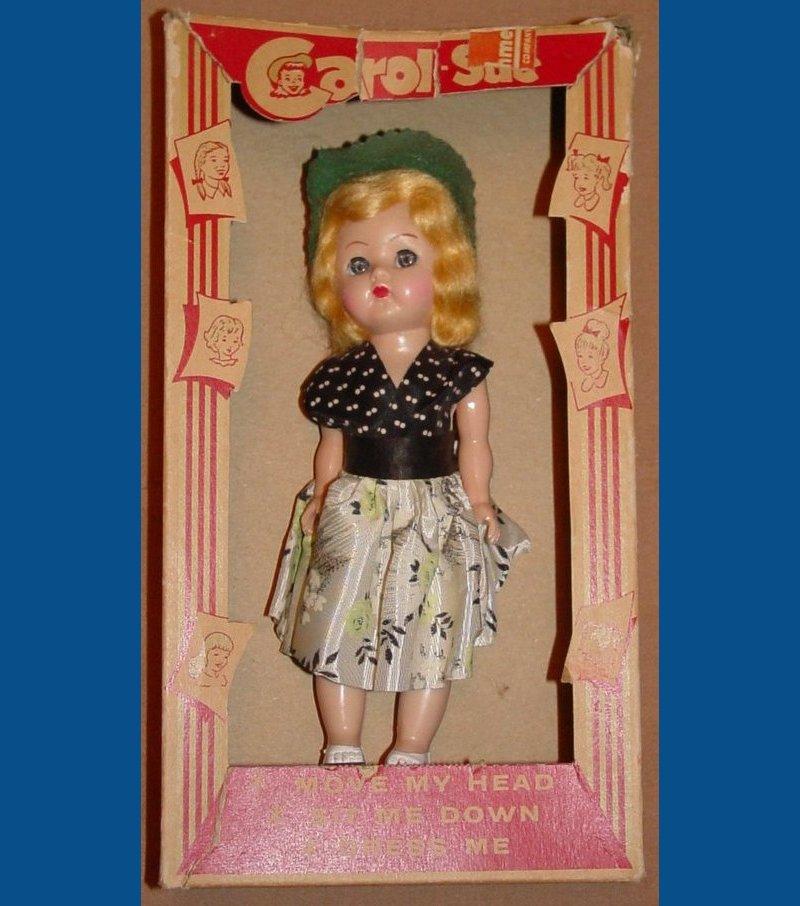 Carol Sue doll by Admiration