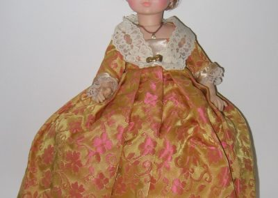 Elizabeth Monroe costume