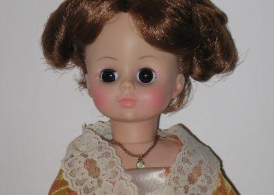 Elizabeth Monroe face