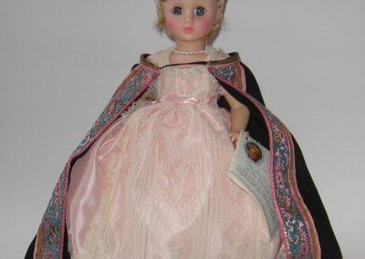 Martha Randolph doll by Madame Alexander