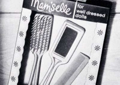 Brush, Comb and Mirror Set