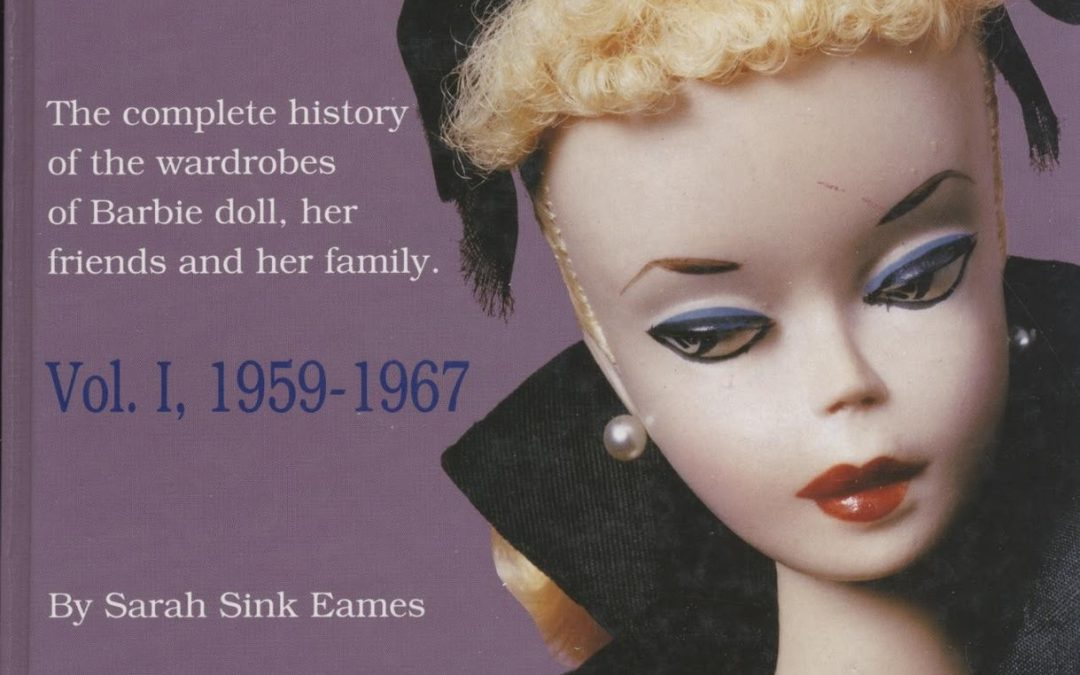 Reference Books for Researching Vintage Dolls