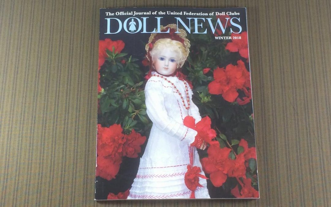 Doll News Magazine Winter 2018 – United Federation of Doll Clubs – UFDC