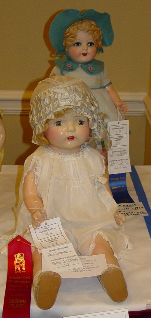 Averill Manufacturing dolls
