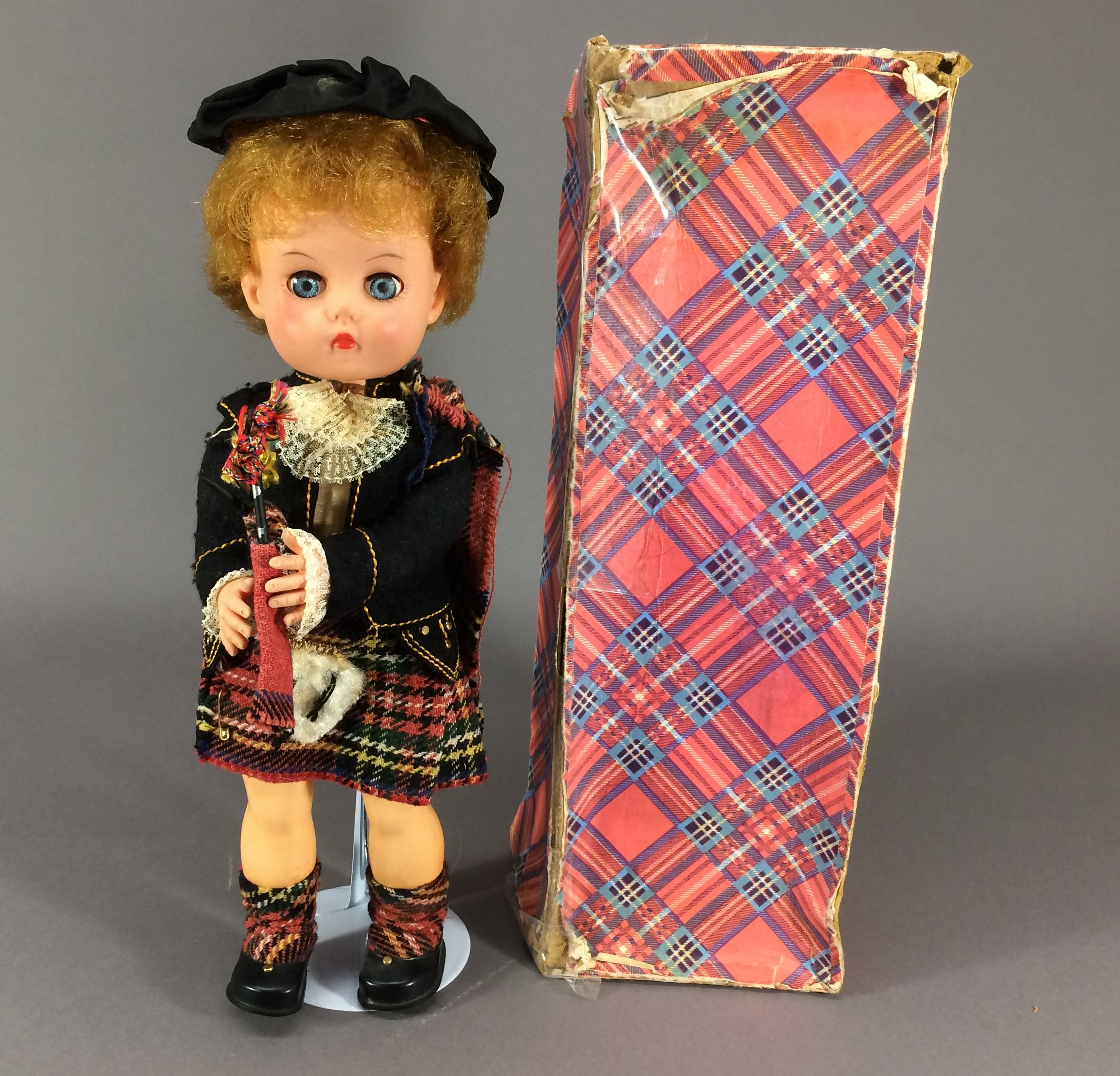 Pedigree Highland Lassie doll