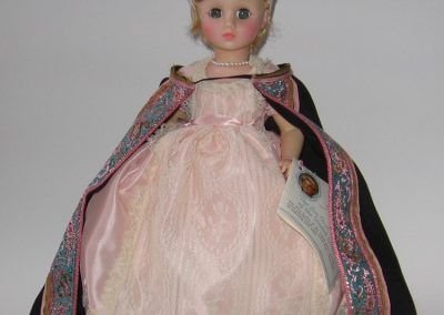 Martha Randolph doll by Madame Alexander