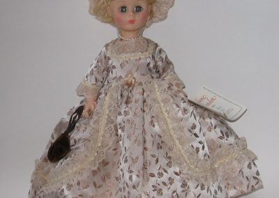 Martha Washington doll by Madame Alexander